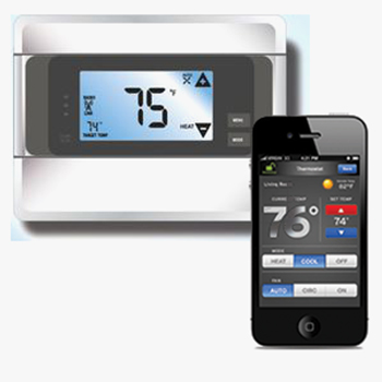 Remote Controlled Thermostat